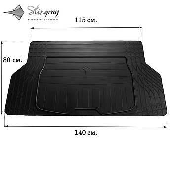 TRUNK MAT UNI BOOT S (140см Х 80см) Автомобильный коврик в багажник