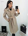 """Жіноче пальто """"Пенні"""" від Стильномодно, фото 4"""