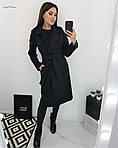 """Жіноче пальто """"Пенні"""" від Стильномодно, фото 3"""