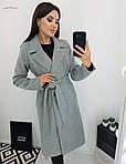 """Жіноче пальто """"Пенні"""" від Стильномодно, фото 9"""
