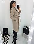 """Жіноче пальто """"Пенні"""" від Стильномодно, фото 7"""