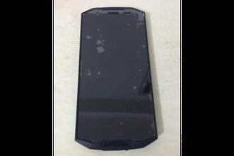 Дисплей для Doogee S70, S70 Lite с тачскрином черный Оригинал