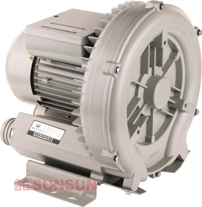 Компресор-равлик, вихровий компресор для ставка, промислового рибництва SunSun HG-1500C (3500 л/хв)