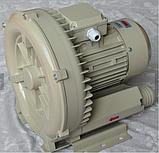 Компресор-равлик, вихровий компресор для ставка, промислового рибництва SunSun HG-1500C (3500 л/хв), фото 2