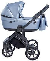 Дитяча коляска 2 в 1 Roan BLOOM Eco Blue Pearl