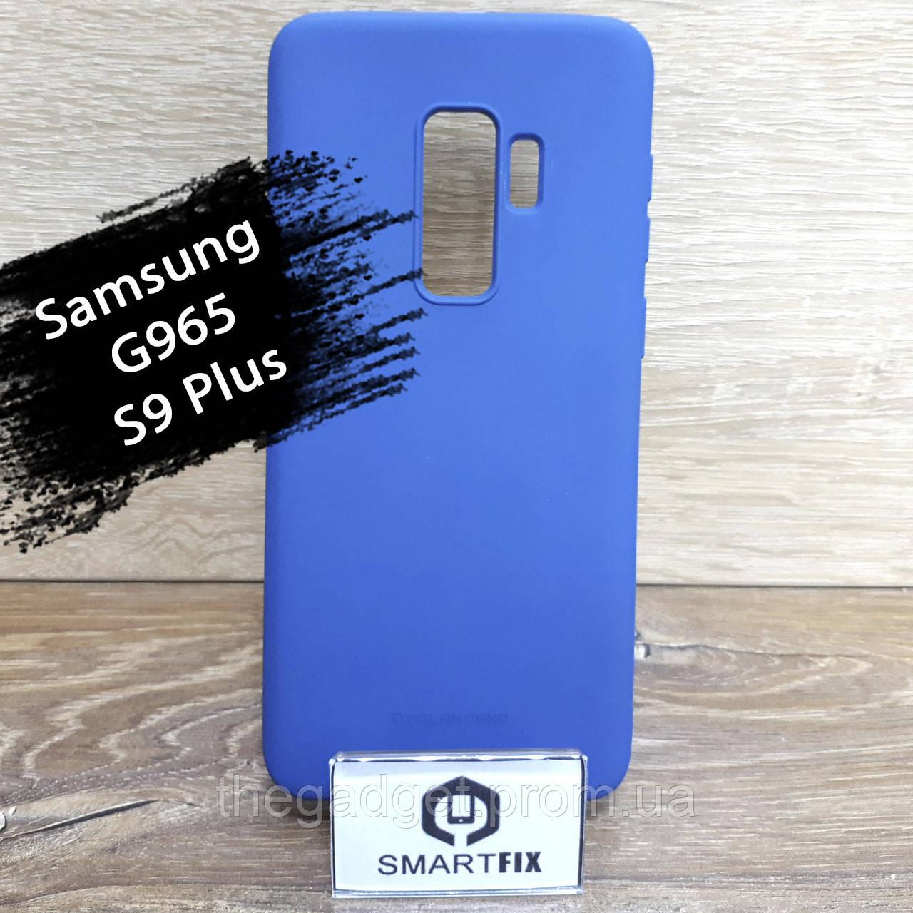 Силиконовый чехол для Samsung S9 Plus (G965)