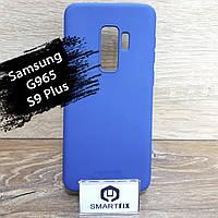 Силиконовый чехол для Samsung S9 Plus (G965), фото 1