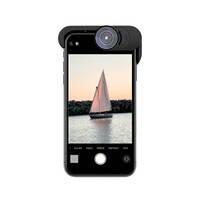 Объектив Olloclip Pocket Telephoto 2X + Fisheye + Macro15x для iPhone 11 Pro Max