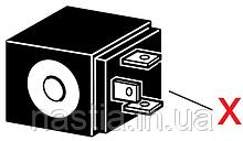 C199/1 Катушка електроклапана, 220-240V, 50Hz, 14W, d=15mm