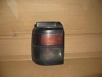 Ліхтар задній лівий універсал (темний) VW Passat B3 (88-93), фото 1
