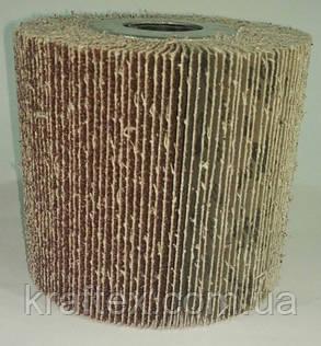 Круг лепестковый 100*120 P40, фото 2