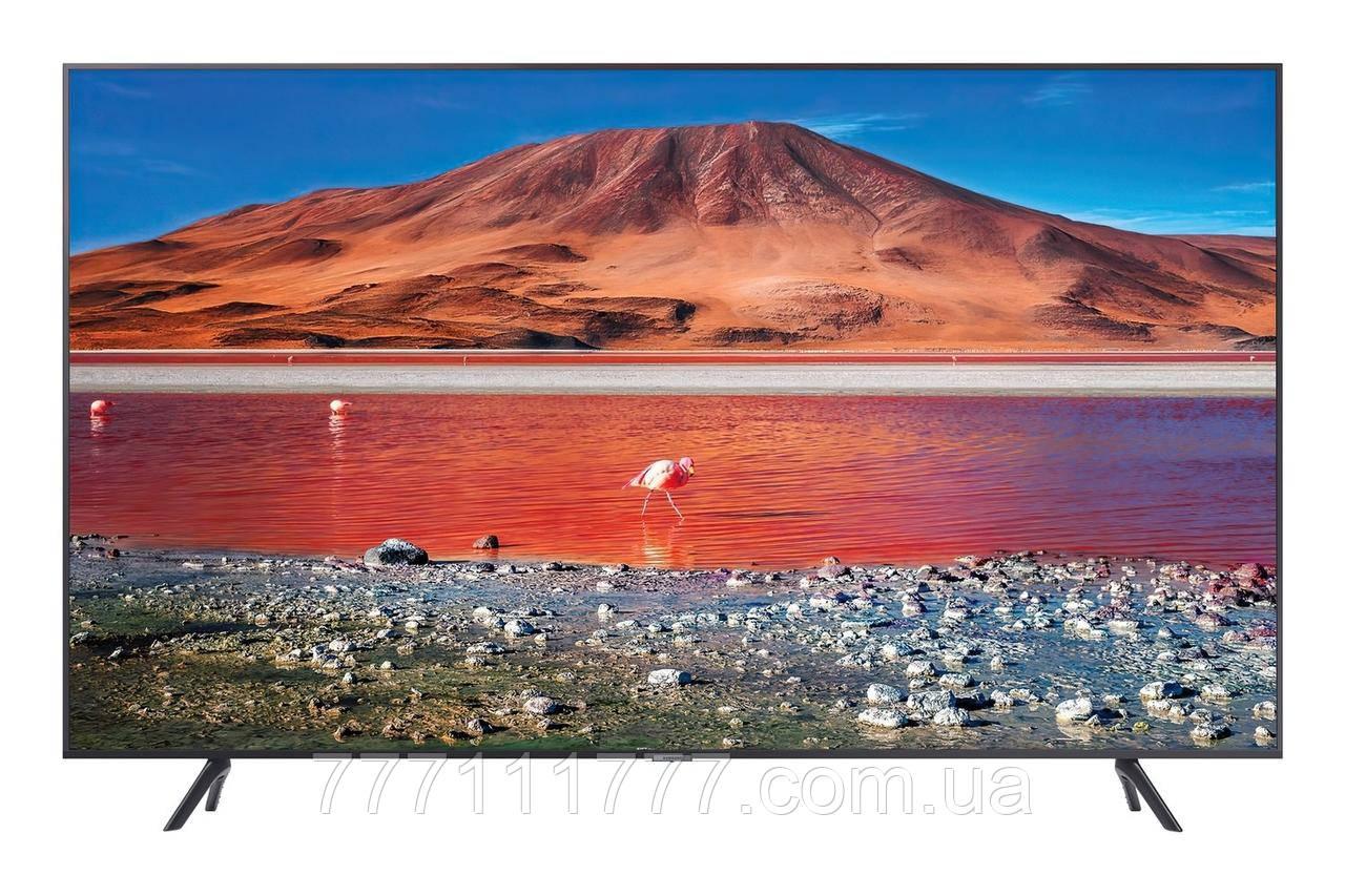 Купить Телевизор самсунг 43 дюймов 4К со смарт тв Samsung UE43TU7100UXUA