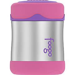 Термос пищевой Thermos Stainless  детский, Pink, 290 ml