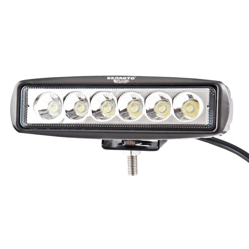Доп LED фара BELAUTO BOL0203S 1320Лм (точечный)