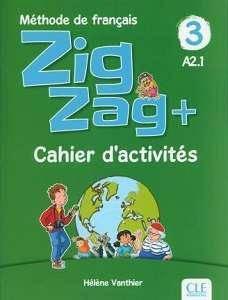 ZigZag+ 3 Cahier Activites