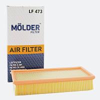 Воздушный фильтр MOLDER аналог WA6226/LX583/C321201 (LF473), фото 1