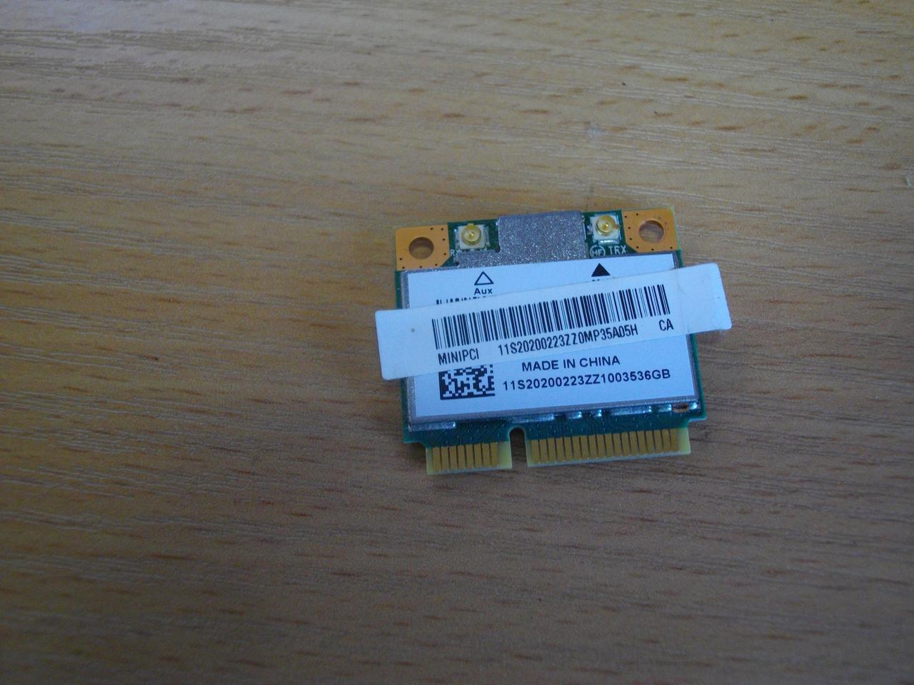 Плата модуль wi-fi AR5B125 Lenovo G500, G505, G510 БУ