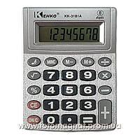 Калькулятор настольный бухгалтерский Kenko 3181