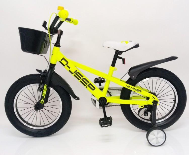 "Детский велосипед D-Jeep 20"""