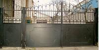 Ворота сварные. Самый недорогой вариант с качественной покраской. Возможна доставка и установка.
