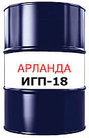 ИГП-18 олива індустріальна гідравлічна налив