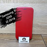 Чехол книжка для Samsung J2 2018 / J250