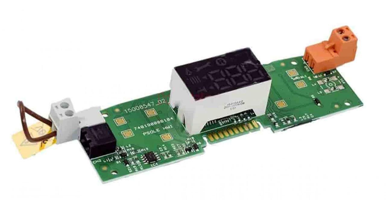Плата дисплея для конденсаційного Ariston Cares Premium 65114213