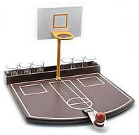 Настольная игра для взрослых - Баскетбол с рюмками