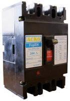 Автоматический выключатель УкрЕМ ВА-2004/250 3р 200А, АсКо
