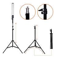 480Вт Набор постоянного света Visico MS-30LS-2 Double Kit для предметной, портретной фото либо видео съёмки, фото 8