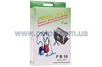 Универсальные бумажные мешки FB-16 JEWEL для пылесосов, фото 1
