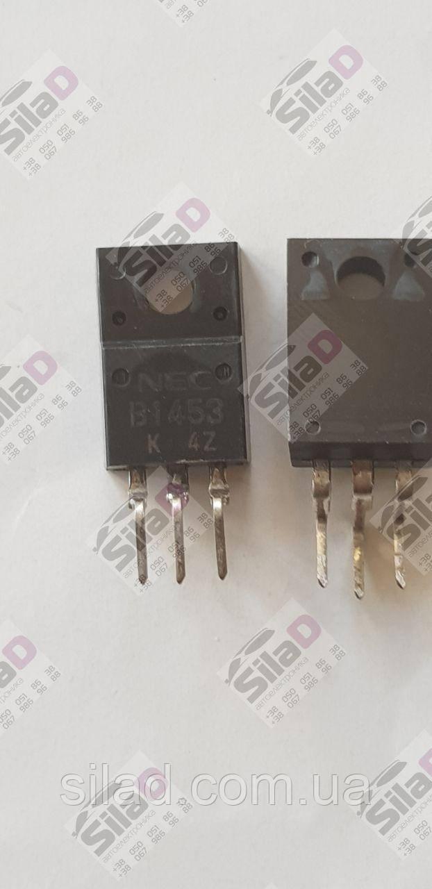 Транзистор NEC 2SB1453 B1453 NEC корпус ТО-220