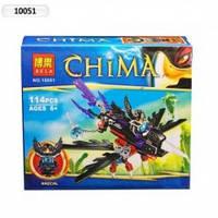"""Legends of Chima"" ""Планер ворона Разкала"" 10051"