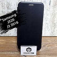 Чохол книжка для Samsung J3 2016 (J320) G-Case