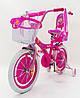 "Детский велосипед Beauty-1 16"", фото 6"