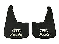 Брызговики (2 шт) Audi A6 C5 1997-2001 гг. Ауди A6 C5, фото 1