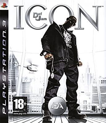 Игра для игровой консоли PlayStation 3, Def Jam: ICON (БУ)