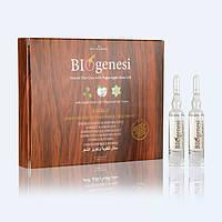Ампулы против выпадения волос Kleral System Biogenesi 7х8 мл