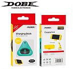 Подставка с зарядкой док-станция DOBE для Nintendo Switch / Lite, фото 2