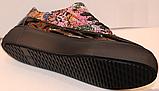 Кроссовки женские кожаные от производителя модель КИС16, фото 5