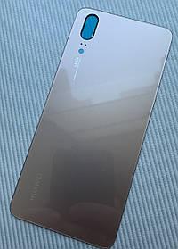 Задняя крышка для Huawei P20 золотистый