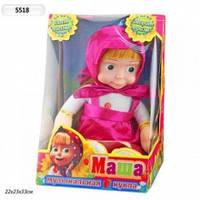 """Музыкальная кукла """"Маша"""" 5518"""