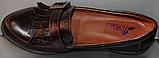 Туфли кожаные женские лоферы от производителя модель РИ0702, фото 4