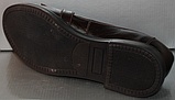 Туфли кожаные женские лоферы от производителя модель РИ0702, фото 5