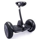 Гироскутер Ninebot Mini Robot Черный Black Міні сігвей гіроскутер Найнбот Мини робот, фото 2
