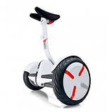 Гироскутер міні-сігвей Ninebot Segway PRO 54V Білий (White).Гироборд Найнбот Сігвей ПРО білий, фото 5