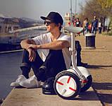 Гироскутер міні-сігвей Ninebot Segway PRO 54V Білий (White).Гироборд Найнбот Сігвей ПРО білий, фото 6