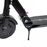 Электросамокат Kugoo S3 Jilong Черный (Black). Електросамокат Куго С3 чорний Оригинал Джилонг, фото 3