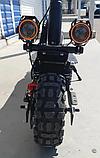 """Электросамокат Tesla 2600 (1200 х 2 """" 60v """" 26000Ah) Черный BE-803 Полный привод Оригинал, фото 2"""