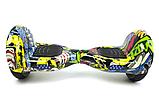 ГИРОСКУТЕР SMART BALANCE PREMIUM PRO 10 дюймів Wheel Хіп хоп TaoTao APP автобаланс, гироборд Гіроскутер, фото 5